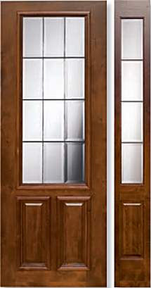 Stained glass windows beveled glass doors and leaded for All glass french doors