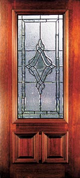 Madison designed exterior doors