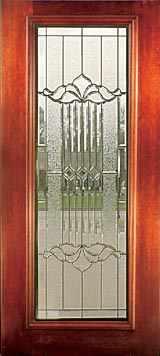 Custom Doors Entry Doors Glass Entry Doors Beveled Glass