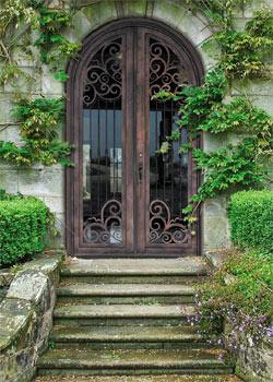 Custom Entry Door & Custom Doors-Entry Doors-Glass Entry Doors-Beveled Glass Doors ...