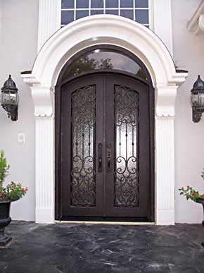 Metal Entry Door | Steel Entry Doors - American Garage Door Supply