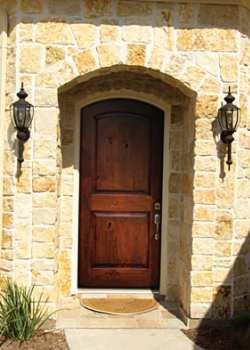 Wood Panel Entry Doors Solid Wood Panel Exterior Doors